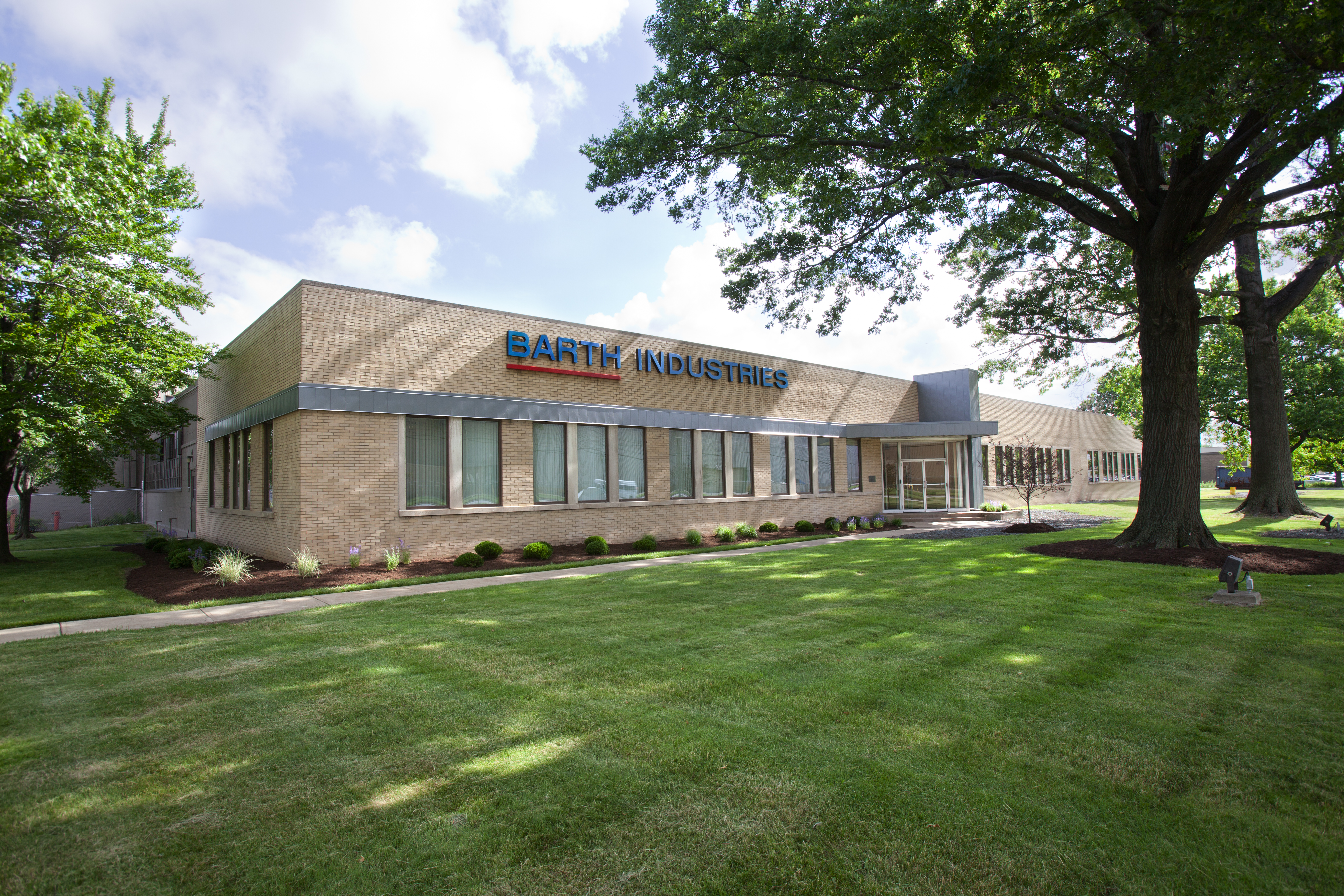 BARTH INDUSTRIES CELEBRATES 100 YEARS IN OPERATION